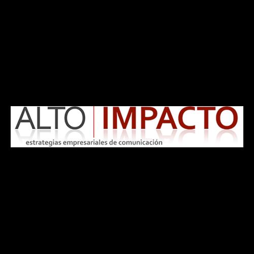 Más acerca de ALTO IMPACTO ESTRATEGIAS EMPRESARIALES DE COMUNICACIÓN