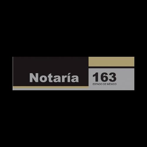 Más acerca de NOTARIA 163