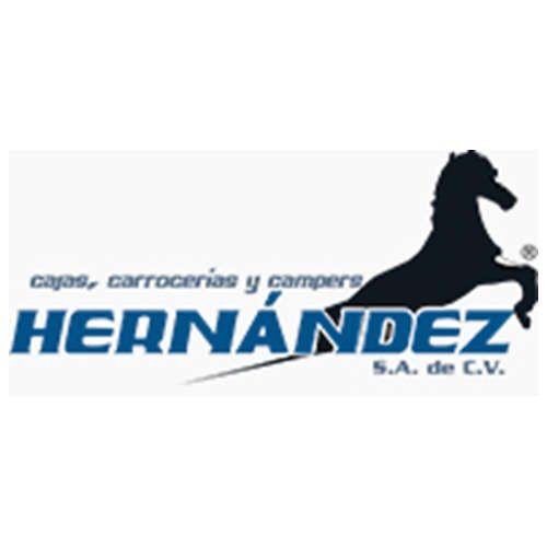 Más acerca de CAJAS, CARROCERIAS Y CAMPERS HERNANDEZ SA DE CV
